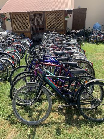 Велосипеди із Німеччини Оптом Велосипеды