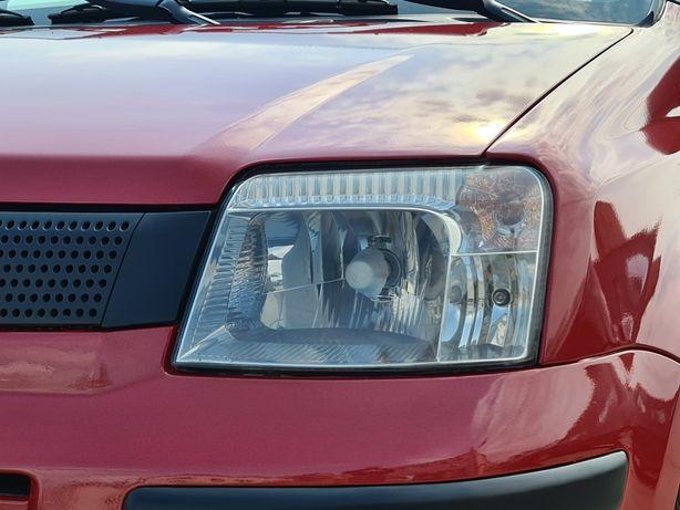 Regeneracja/polerowanie reflektorów+zabezpieczenie powłoką CarProDLUX