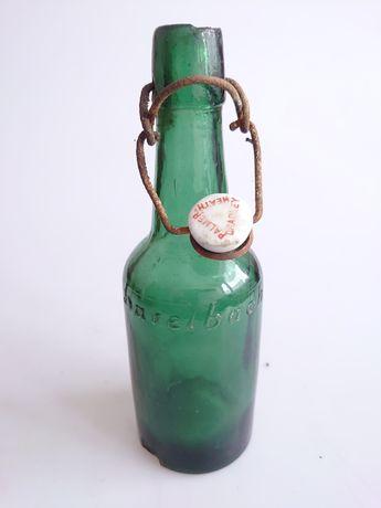 Stara przedwojenna butelka