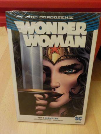 Nowy Komiks Wonder Women - Kłamstwa