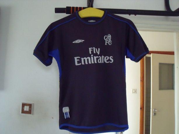 Koszulka Chelsea Londyn sezon 08