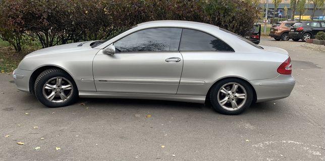 Продам Mersedes-Benz clk 209 2002