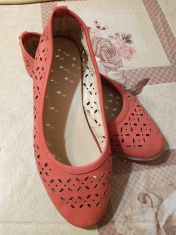 Туфли балетки новые 31 размер