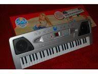 Keyboard My Play z Mikrofonem Dla Dzieci 54 Klawisze