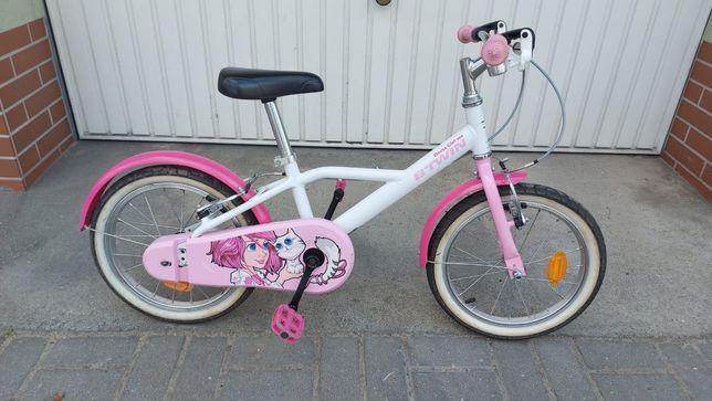 Rower dziecięcy koła 16 btwin