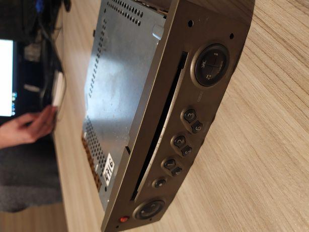 Radio CD MEGANE SCENIC II fabrycznie oryginał+KOD