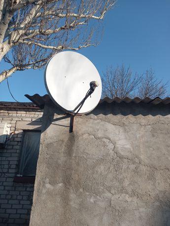 Антены спутниковые