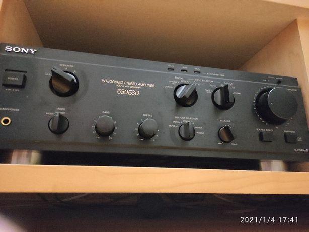 Wzmacniacz Sony TA F630 ESD