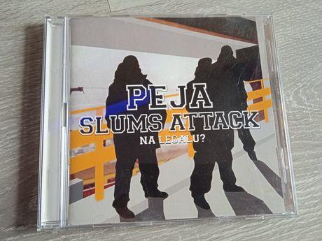 Peja / Slums Attack: Na legalu ? [2CD]
