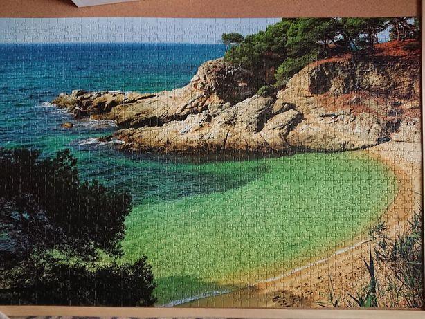 Puzzle 1500 trefl tajemnicza zatoka