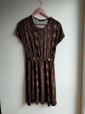 Sukienka mohito print