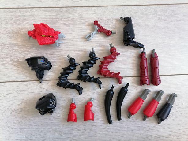 Lego częśći galidor,bionicle,hero factory,starwars,city,duplo,friends