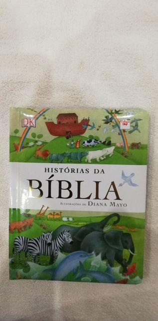 """Livro """"Histórias da BÍBLIA"""""""