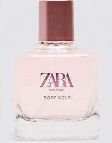 Zara rose gold духи парфуми