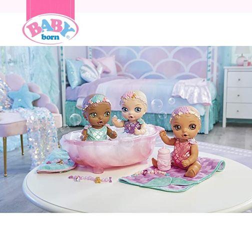Baby Born Surprise Mermaid Surprise Teal Беби Бебі Борн Zapf Creations
