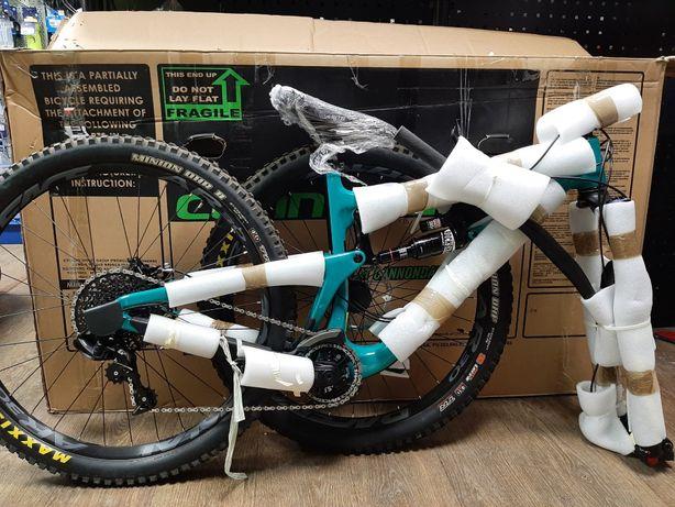 Упаковка велосипеда в коробку