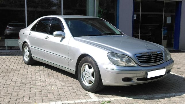 Mercedes-Benz S 320 Long