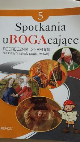 Podręcznik do religii kl 5