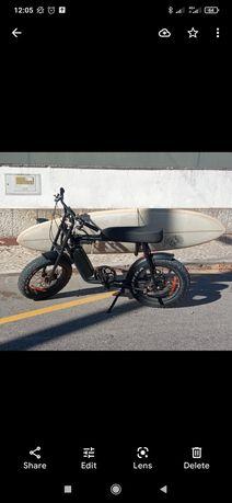50Rebels 250w bicicleta eletrica fat tire