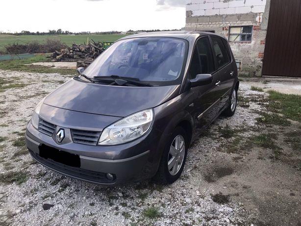 Renault Scenic/Megane II 2 1,9 1,5 1,6 dci na części !!