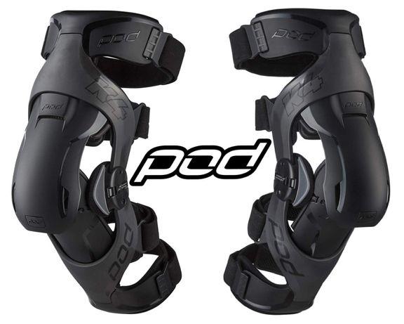Ортопедические мото/вело наколенники POD Active K4 MX 2.0 Knee Brace