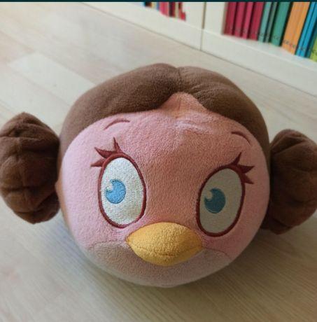 Zabawka pluszowa Angry Birds Księżniczka Leia