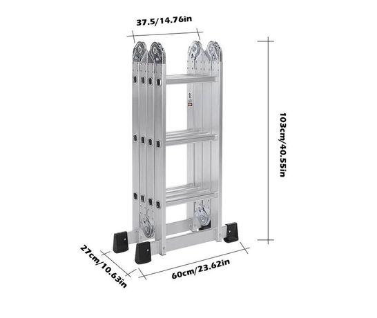 Трансформер 4х3 НЕ КИТАЙ, стремянка, лестница, купить драбину