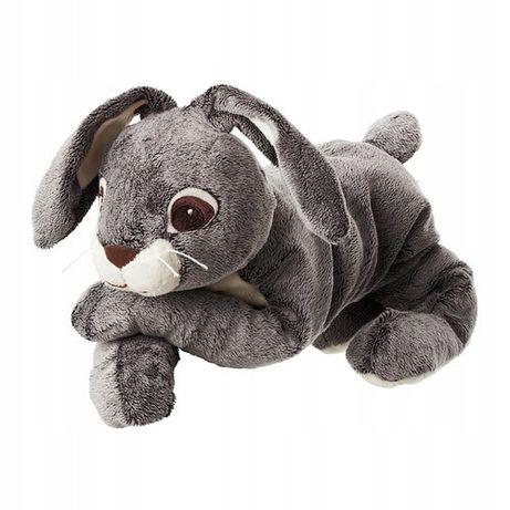 Мягкая плюшевая игрушка для детей Зайчик IKEA 40 см