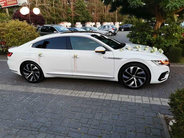 Samochód auto do ślubu VW ARTEON