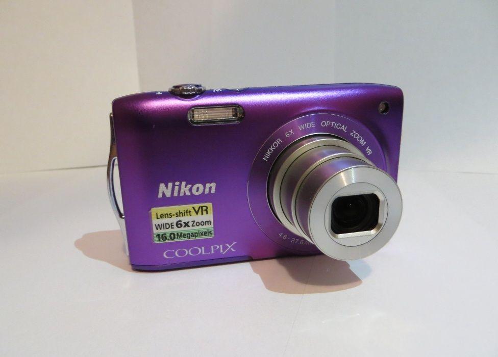 Фотоаппарат Nikon s3300 Днепр - изображение 1