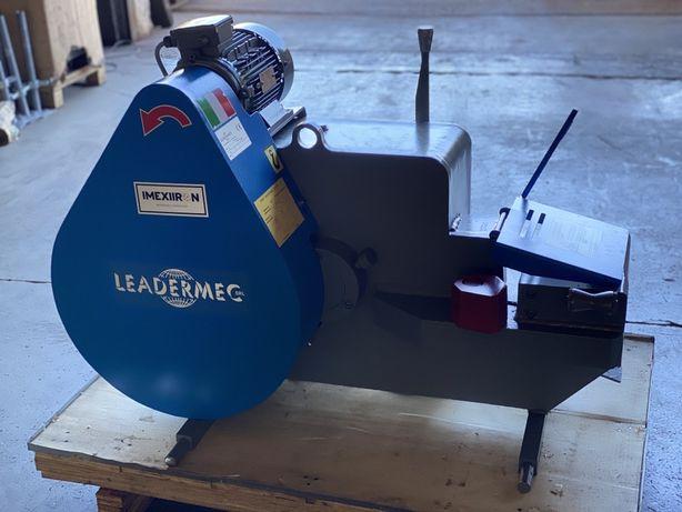 Maquina de cortar ferro Leadermec
