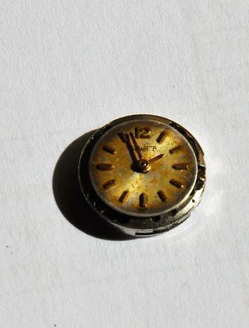 Relógio Tissot em plaquê de ouro + DUWARD
