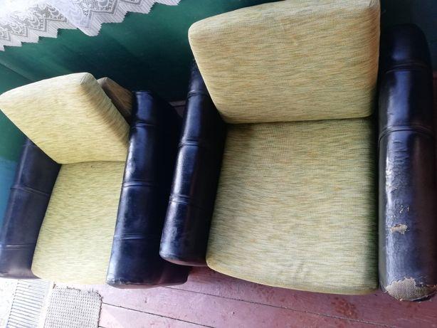 fotel, fotele prl