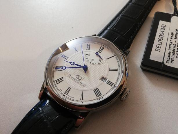 Zegarek męski ORIENT STAR SEL09004W0 oryginalny nowy z gwarancją