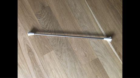 Mażoretka baton pałeczka gimnastyka artystyczna oryginał 50cm 60cm gum