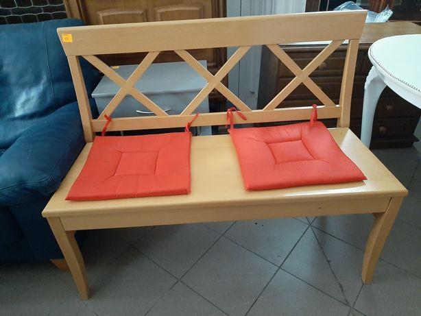 Ławeczka siedzisko