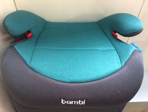 Новый Бустер Bambi 15-36 кг оригинал