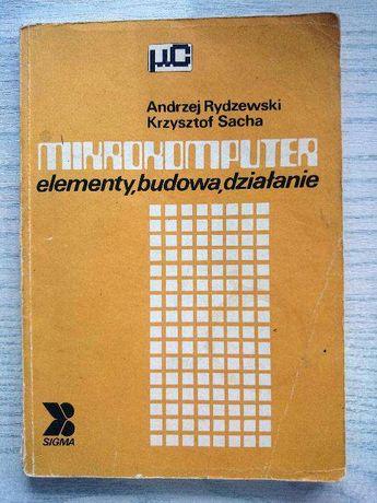 Mikrokomputer A. Rydzewski, K. Sacha 1986r.