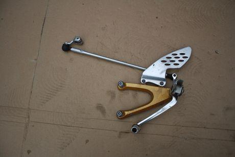 Set Przód Lewy Dźwignia Zmiany Biegów Yamaha R1 RN12 04-06 !