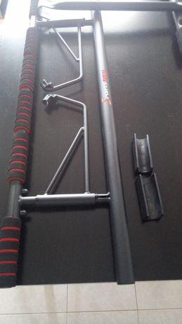 Barra de elevações c/ adaptador barras paralelas