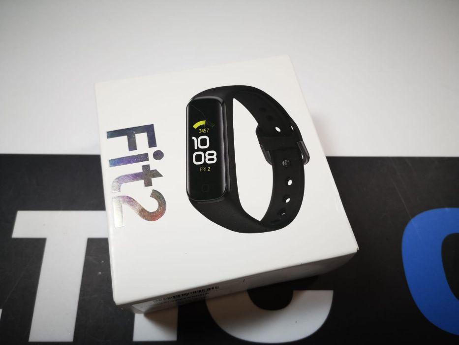 Sklep nowa opaska Samsung Fit 2 R220 Black Gdańsk - image 1