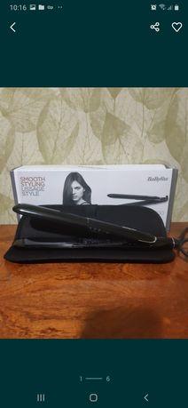 Новый утюжок - выпрямитель для волос Babyliss ST 255E