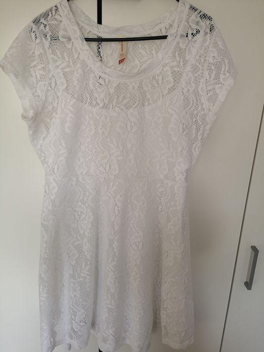 Koronkowa sukienka używana Słubice - image 1