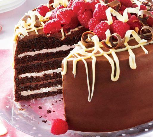 Випікаємо торти на весілля