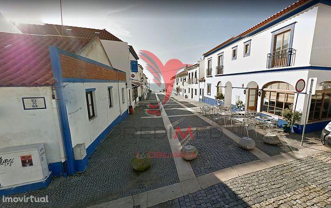 Restaurante + habitação no coração de Porto Covo!