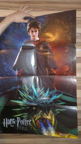 Plakat Harry Potter