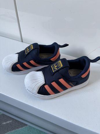 Buty adidas superstar / rozmiar 25 /
