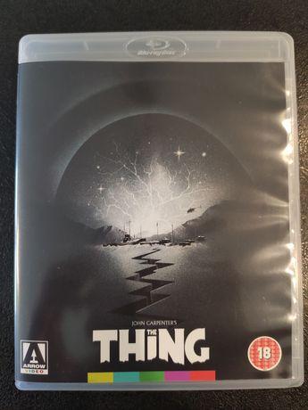 Coś - Thing Polskie napisy Blu-ray