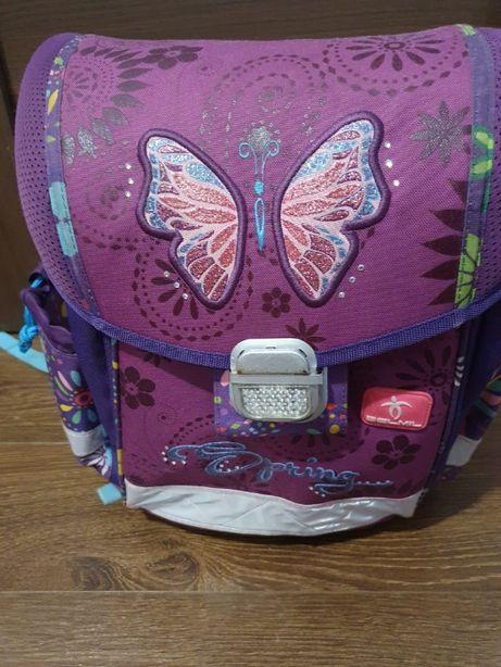 Plecak 2 szkolny dla dziewczynki klasy 1-3