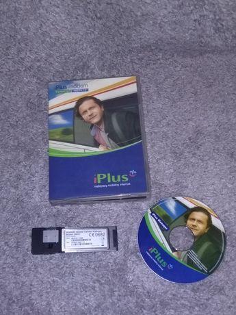 Huawei mobile connect express/ iPlus modem Express Card